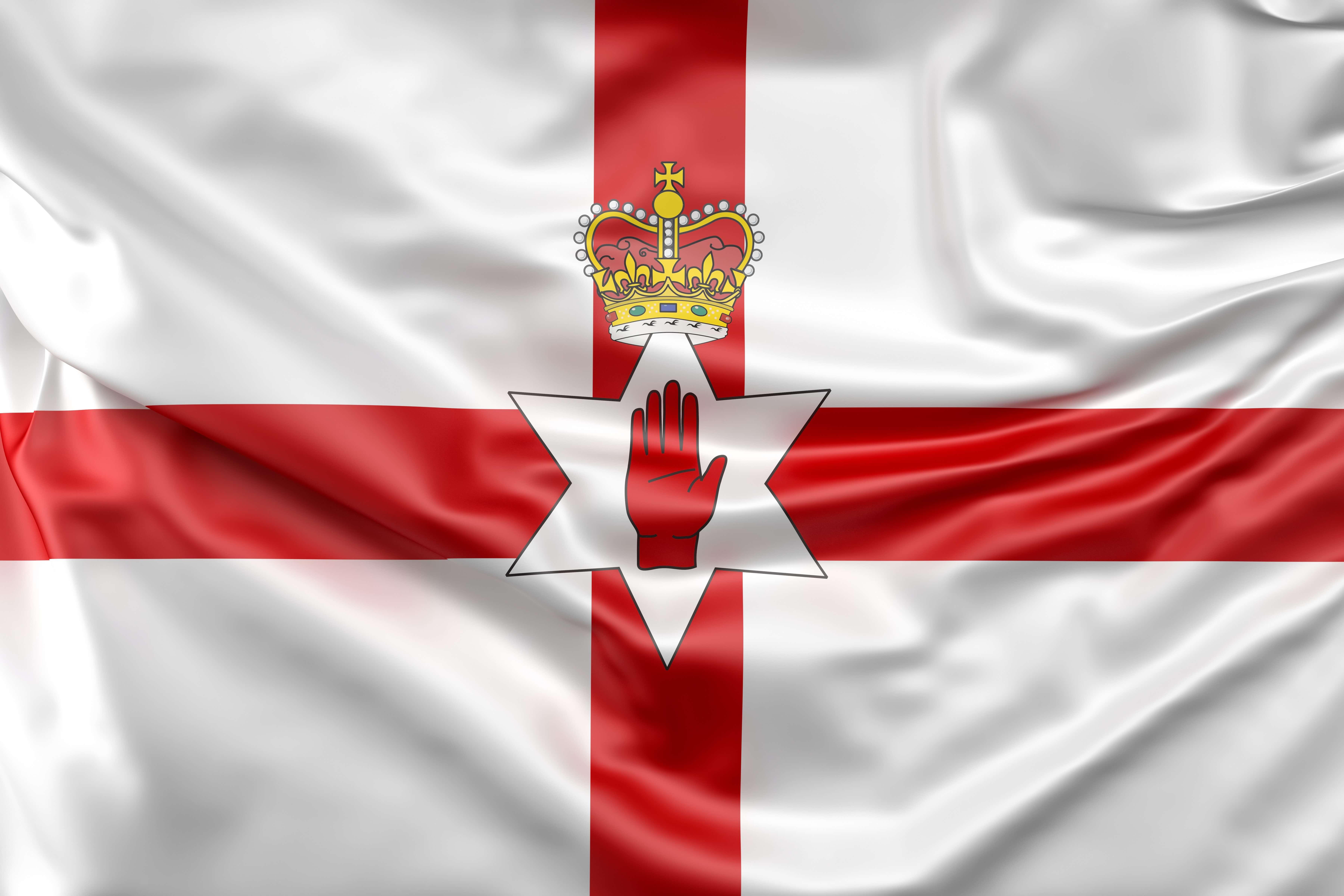 северная ирландия флаг фото настройки производительности