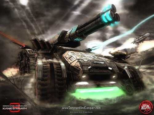 Command Conquer 3 Kanes Wrath
